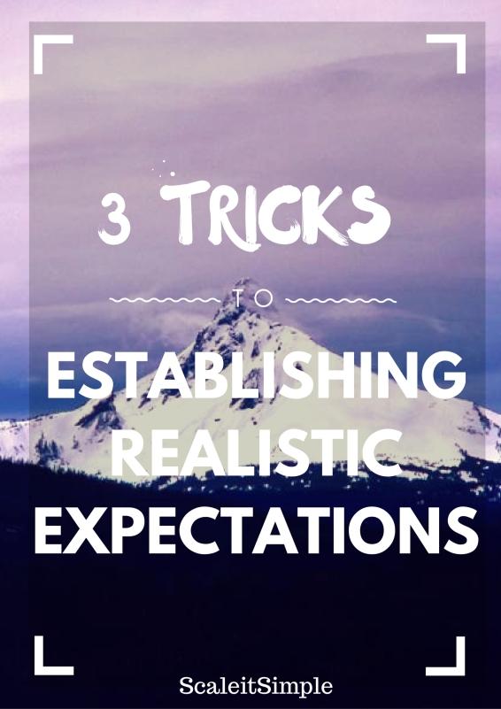 exspectations
